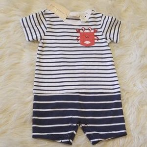 NWT Baby Romper